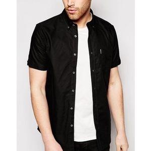 Ben Sherman The True Oxford Shirt Short Sleeve
